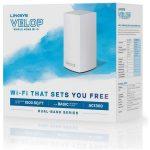 Sist. Malla Wifi Linksys Velop Whw0101 Ac1300 1pk