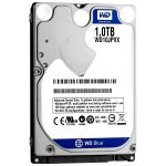 Hdd 2.5″ Wd Blue 1tb 5400 Rpm
