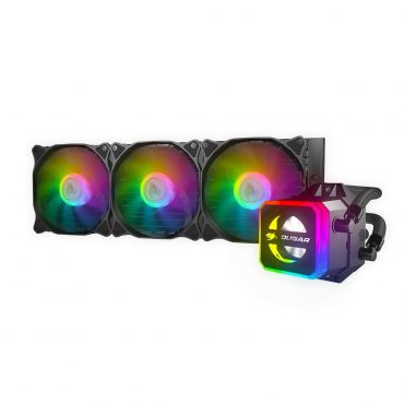 Water Cooling Cougar Helor 360