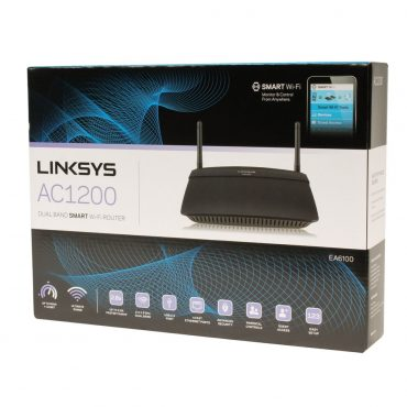 Router Linksys Ea6100 Ac1200 Dual Band