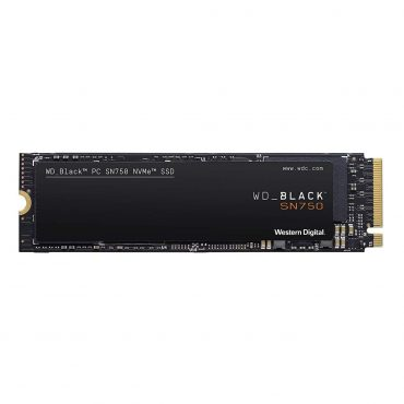 Ssd Wd Black 500gb Pci Express Nvme Sn750