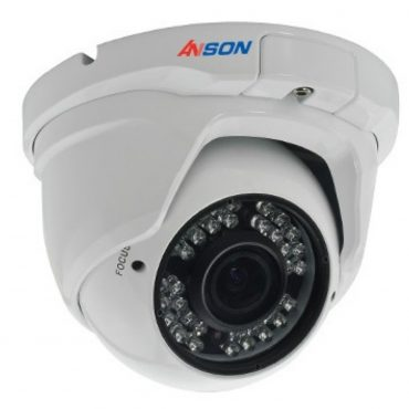 Cámara Anson H400vaa2-ip 4mp 3.6mm Domo