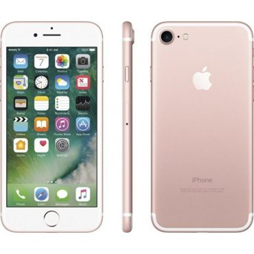Celular Apple Iphone 7 32gb Rose Gold Cg Preowned
