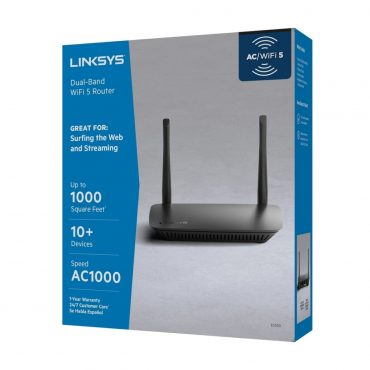 Router Linksys E5350 Wifi 5 Ac1000 Dual Band