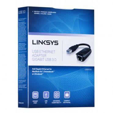 Adaptador Linksys Usb3gig Rj45 A Usb 3.0