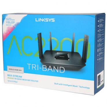 Router Linksys Mr8300 Mu-mimo Ac2200