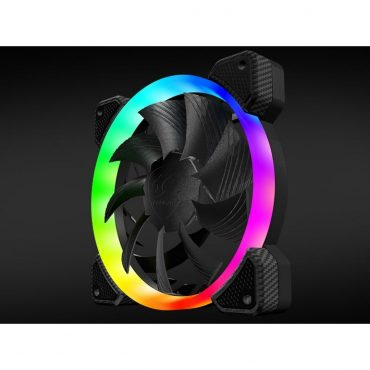 Fan Cougar Vortex Rgb Cooling Kit3 sin controlador