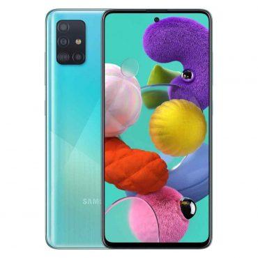 Celular Samsung A71 A715f/ds 128gb Blue