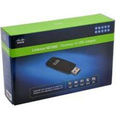 Adaptador Linksys Ae1200 Usb Wireless