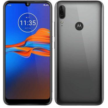 Celular Motorola E6s Xt2053-2/ds 32gb M. Grey