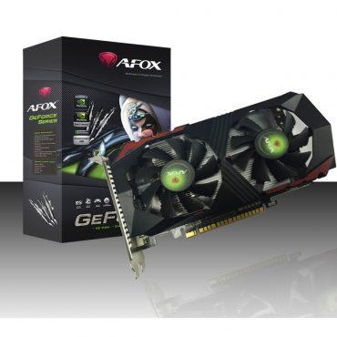 Tarj. Vga Afox Gtx1050ti 4gb Gddr5