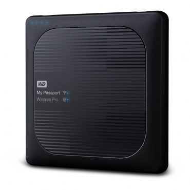Hdd Ext 2.5″ Wd Mypassp Wireless Pro 1tb