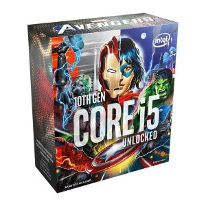 Cpu Intel Core I5 10600ka Avengers S1200 S/fan 10m
