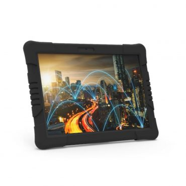 Tablet Logic T10l 10″ Lte Black + Estuche