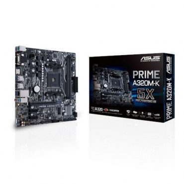 Motherboard Asus A320m-k Am4 Ddr4