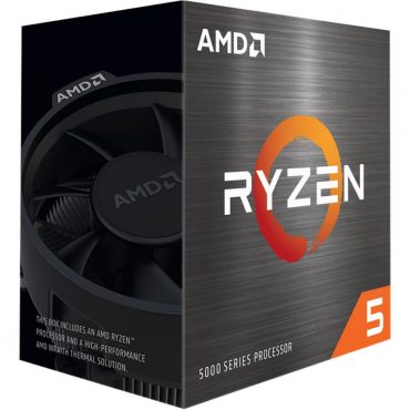 Cpu Amd Ryzen 5 5600x Am4 Box