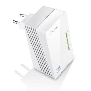 Powerline Ext Tp-Link W/n Tl-wpa4220