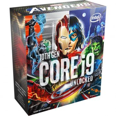 Cpu Intel Core I9 10900ka Avengers S1200 S/fan 10m