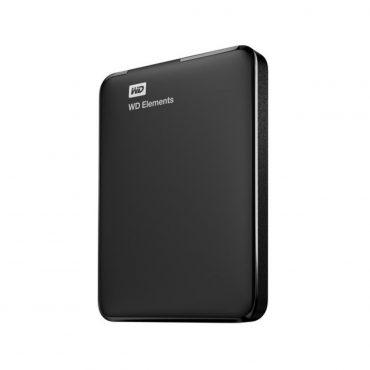 Hdd Ext 2.5″ Wd Elements 1tb Usb3 Negro