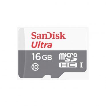 Memoria Micro Sd Sandisk Uhs-i 16gb C10 C/adap