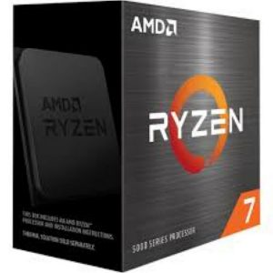 Cpu Amd Ryzen 7 5800x Am4 Box