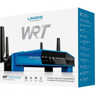 Router Linksys Whw0302acm Mu-mimo Ac3200 Gigabyte
