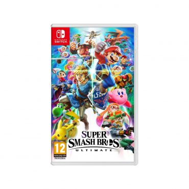 Juego Nintendo Switch Smash Bros Ultimate