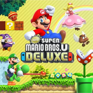 Juego Nintendo Switch New Super Mario Bros U Delux
