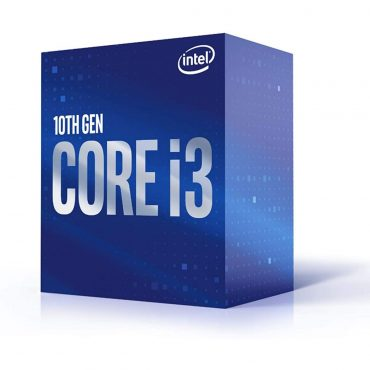 Cpu Intel Core I3 10100f S1200 S/video 10ma G. Box