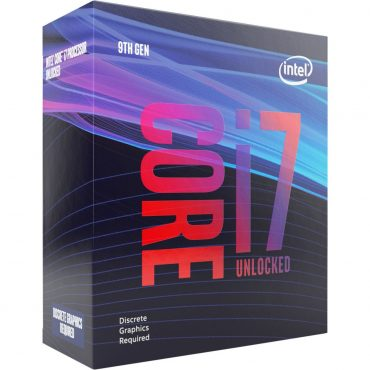 Cpu Intel Core I7 9700kf S1151 S/fan Box