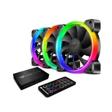 Fan Cougar Vortex Rgb Cooling Kit