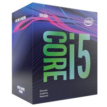 Cpu Intel Core I5 9400f S1151 Box sin video integr