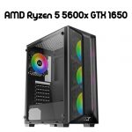 AMD Ryzen 5 5600x GTX 1650