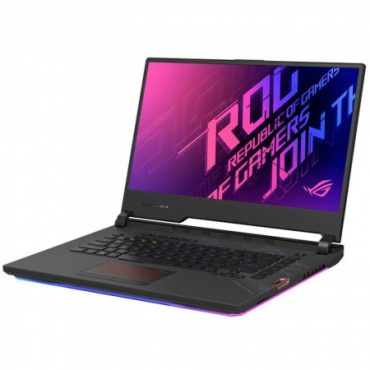 Notebook Gamer Asus Core i9 5.3Ghz, 16GB, 1TB SSD, 15.6″ FHD, RTX 2070 8GB