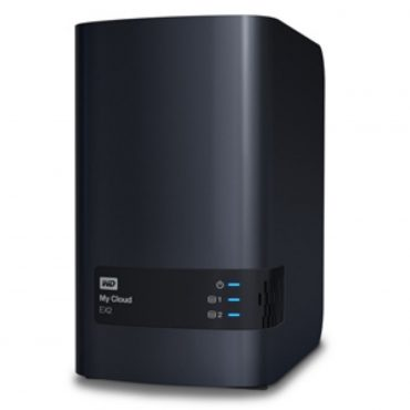 Nas Wd My Cloud Ex2 U Diskless Usb3 Gbit