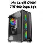 Intel Core i5 10400f GTX 1660 Super 6gb
