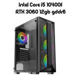 Intel Core i5 10400f RTX 3060 12gb gddr6