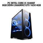 pc Intel Core i5 10400f 8gb ddr4 2666mhz GTX 1650 4gb