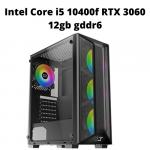 Intel Core i5 10400f RTX 3060 12gb gddr6