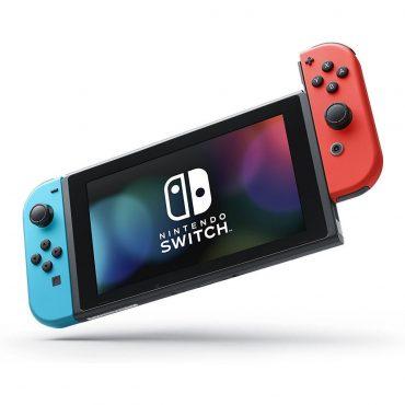 Consola Nintendo Switch Neon Rojo – Azul