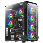 Gabinete Xigmatek Overtake EATX6 Fan RGB