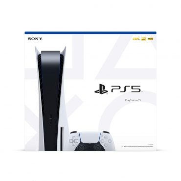 Consola Sony Ps5 1tb White Regular Edition