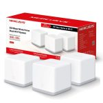 Router Mesh Mercusys Halo S3 3-pack
