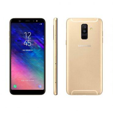 Celular Samsung A6 Plus A605/ds REF Outlet Gold