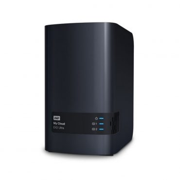 Nas Wd My Cloud Ex2 U 4tb Usb3 Negro