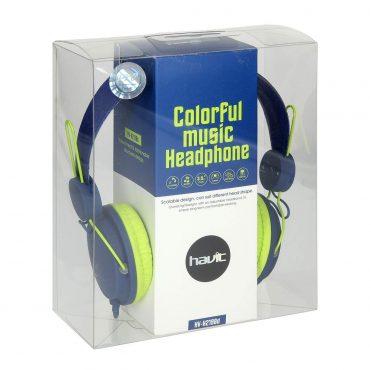 Auricular Havit Hv-h2198d Blue+green