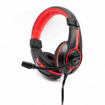 Auricular Havit Hv-h2116d Black+red