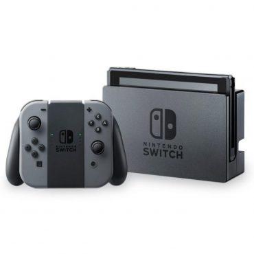 Consola Nintendo Switch Grey