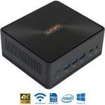Minipc Ecs Liva Z2 N4000/emmc 64gb 4gb W10