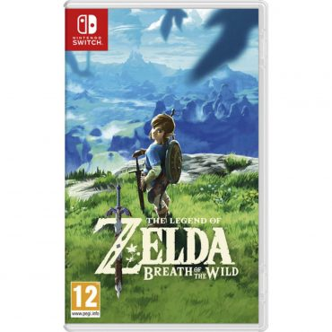 Juego Switch Legend Of Zelda